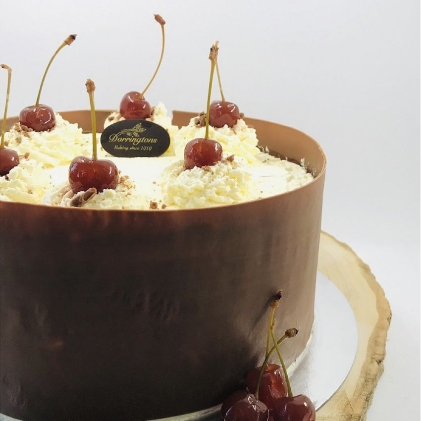 Black Forest Gateau - 12 Slice