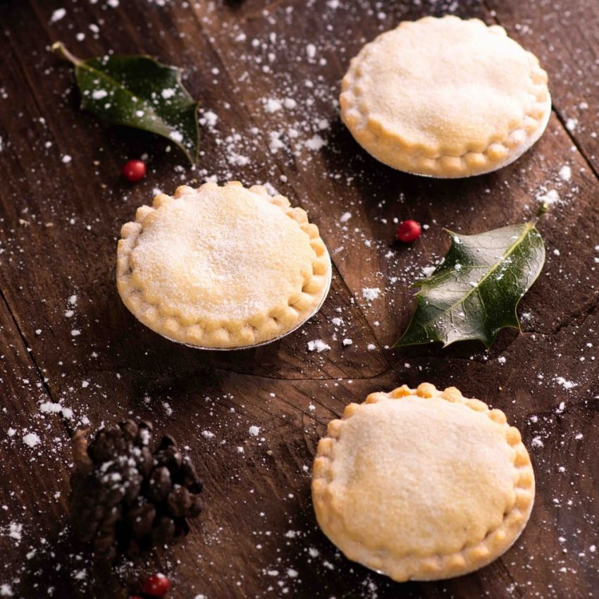 Box of 6 Traditional Mince Tarts