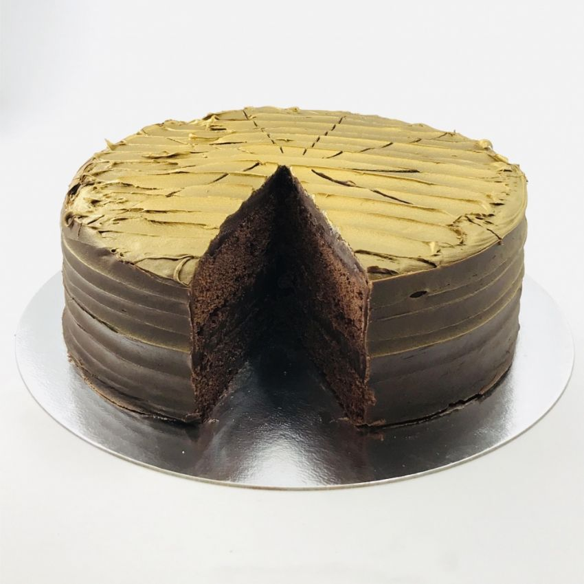 Chocolate Brownie Cake (10 Large Slices)