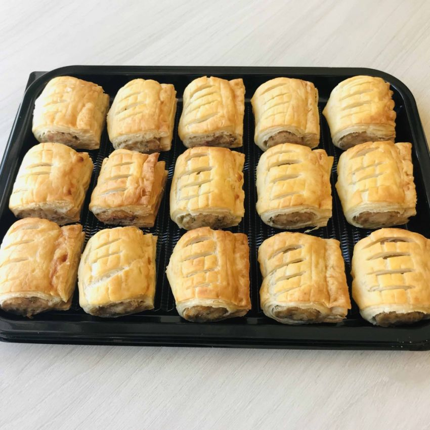 Mini Sausage Roll Platter