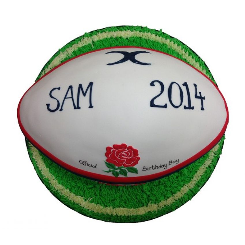 Rugby Ball (feeds 20)