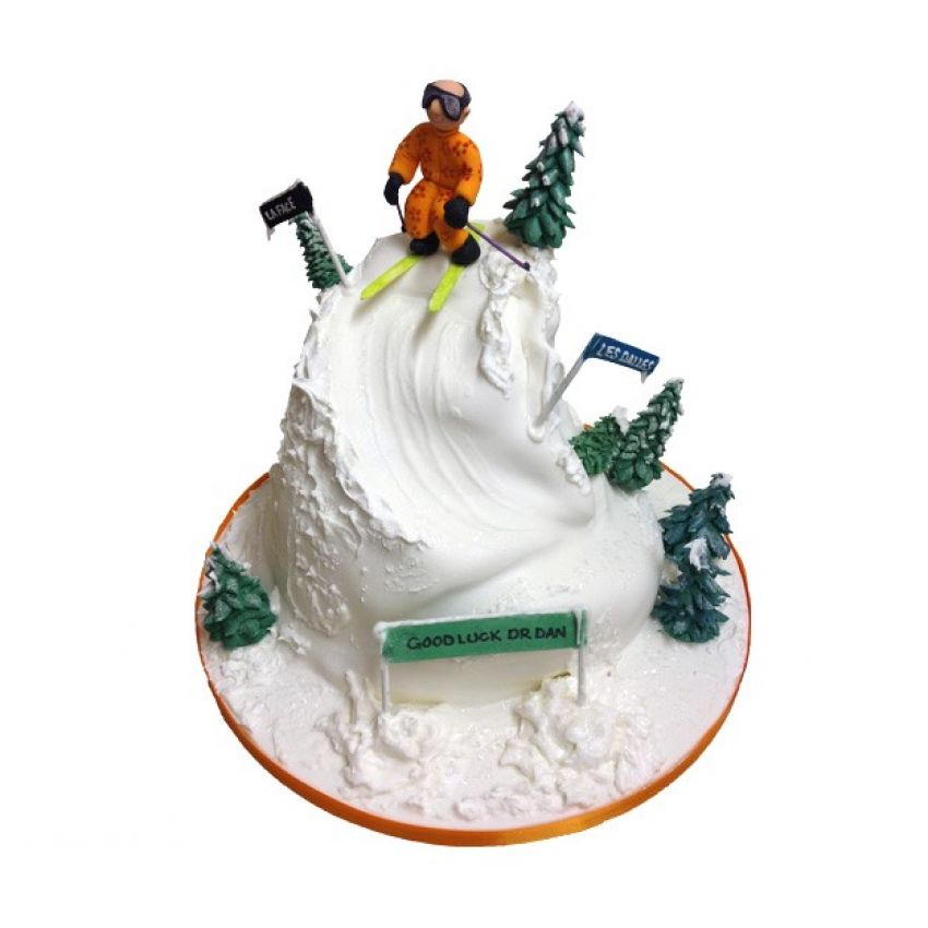 Skier & Mountain (feeds 35)