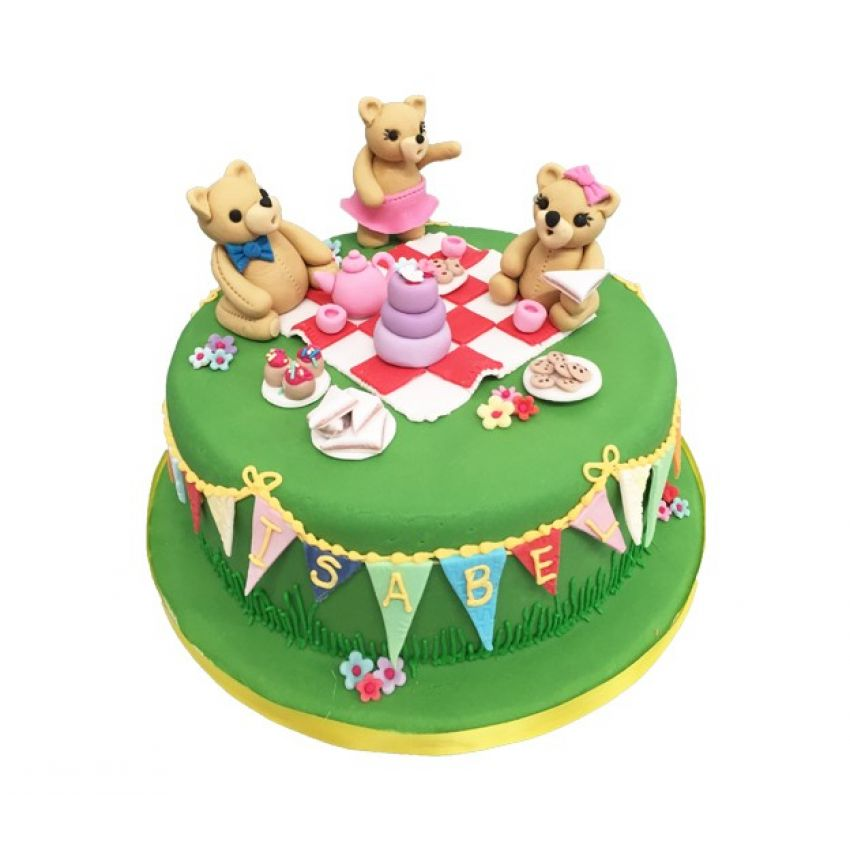 Teddy Bears Picnic (feeds 15)