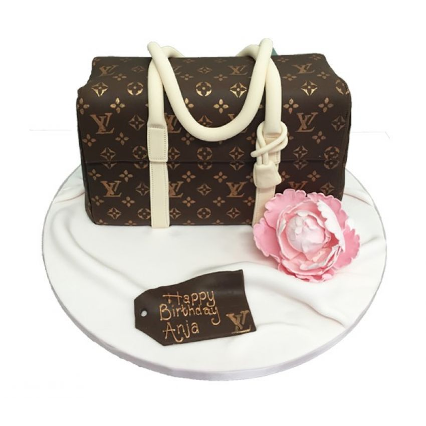 Louis Vuitton Bag (feeds 30)