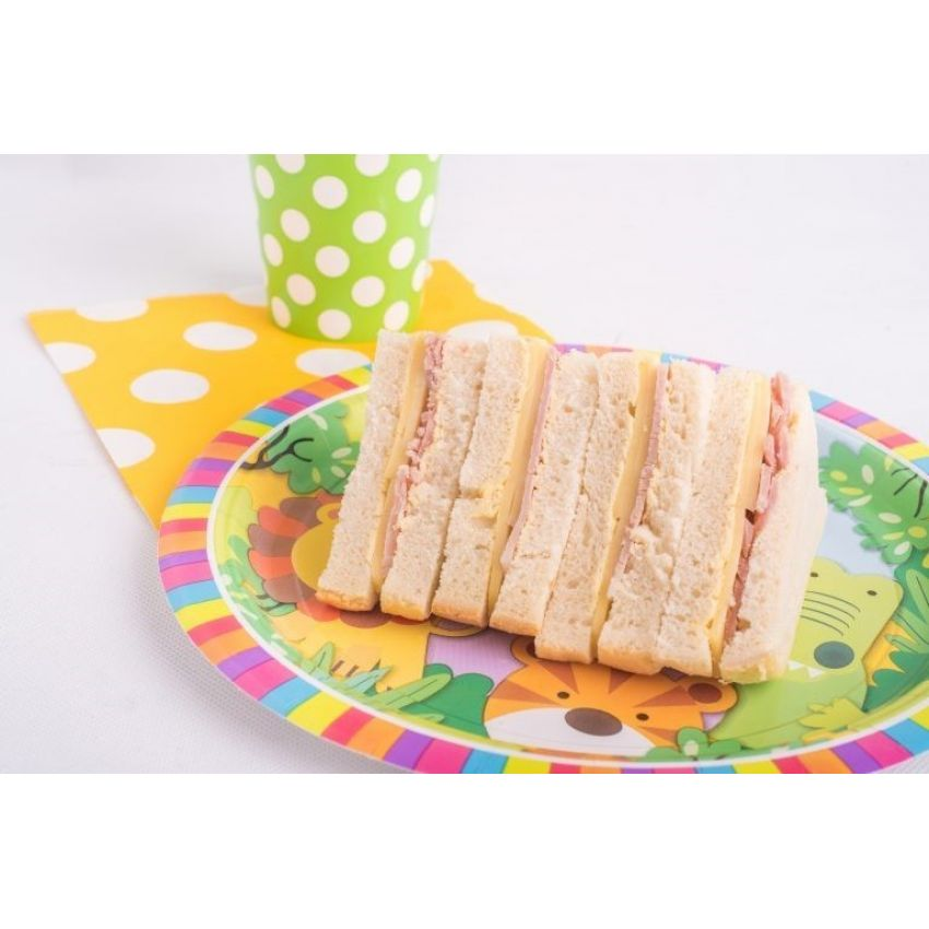Children's Ham & Cheese Sandwich Platter