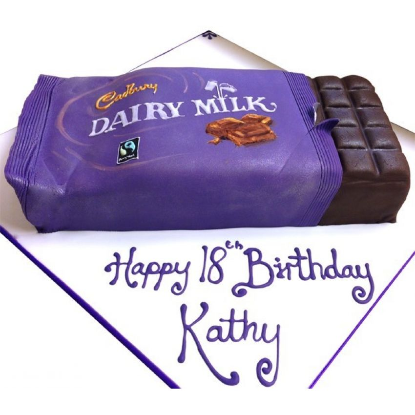 Dairy Milk (feeds 40)