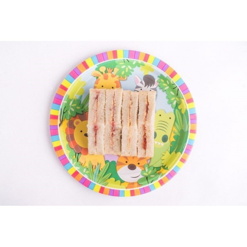 Children's Jam Sandwich Platter