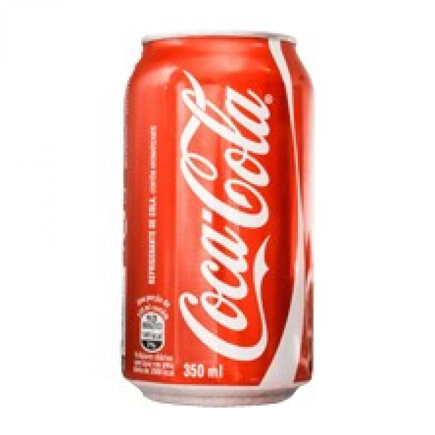 Coke Can 330ml