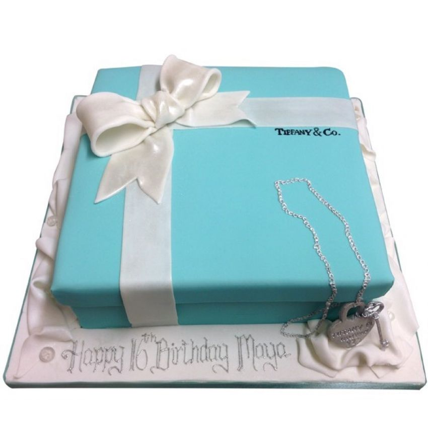 Tiffany Box (feeds 20)