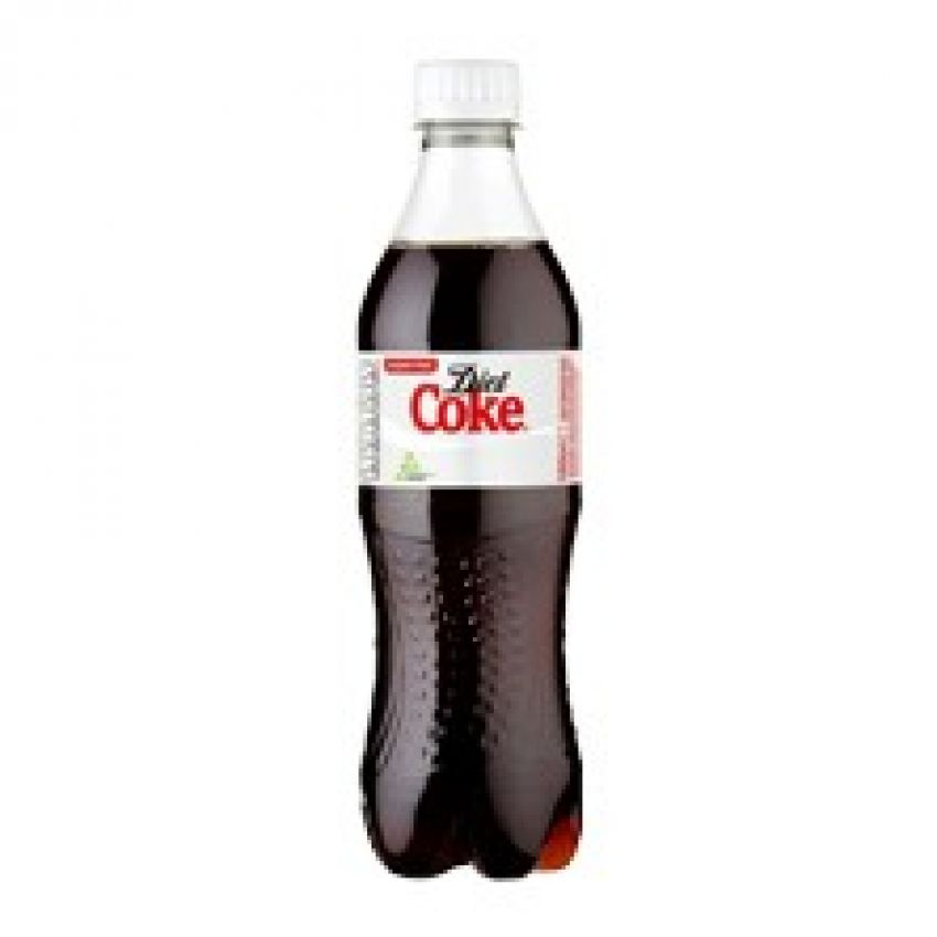 Diet Coke Bottle 500ml